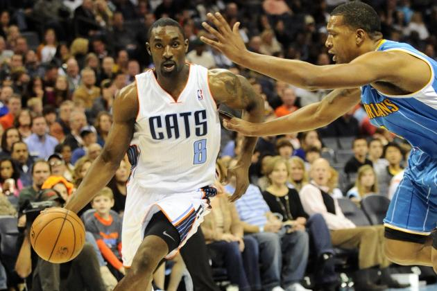 Charlotte Bobcats Choke at Finish, Fall to New Orleans Hornets, 98-95