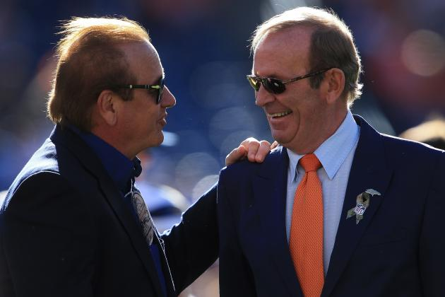 San Diego Chargers set to make high-level organization changes