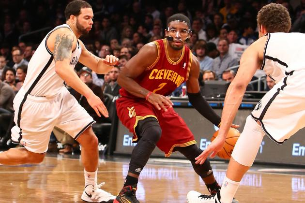 Nets Clip Cavs, Move to 2-0 Under Carlesimo