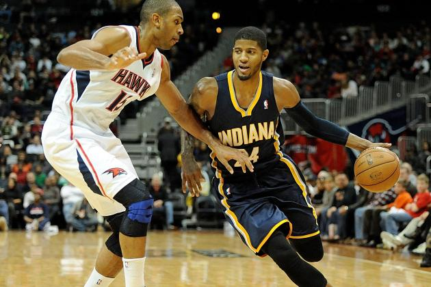Pacers Fall to Atlanta, 109-100; Have 4-Game Win Streak Snapped
