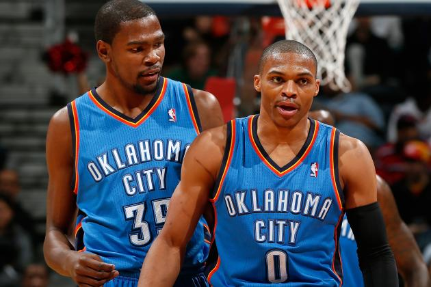 NBA Gamecast: Oklahoma City vs. Houston