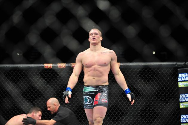 UFC 155: What we Learned from Philip De Fries vs. Todd Duffee