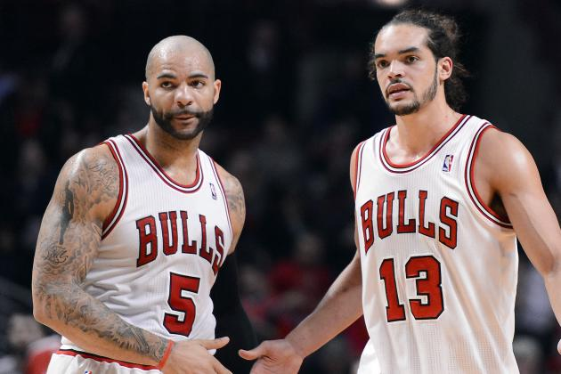 Worst Team in NBA a Tonic for Bulls