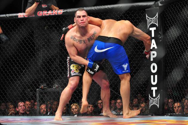 Junior Dos Santos vs. Cain Velasquez 2: Full Fight Technical Breakdown
