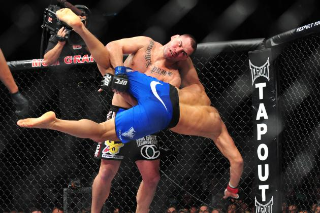 UFC 155 Results: Did Tonight Feature the Best Main and Co-Main Event of 2012?