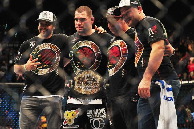 Dos Santos vs. Velasquez 2: New Champion Thoroughly Deserved Win at UFC 155