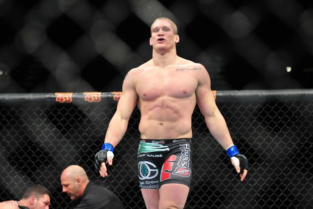 UFC 155 Results: What's Next for Todd Duffee?
