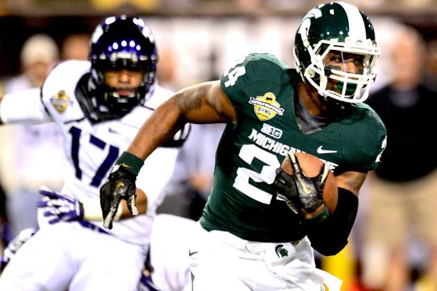 Buffalo Wild Wings Bowl 2012: TCU vs. Michigan State Live Scores and Analysis