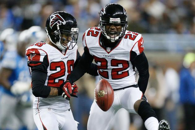 Atlanta Falcons: Secondary Should Make Case in Playoffs