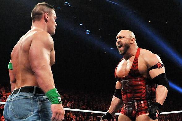 WWE Top 10 of 2012, No. 4: Ryback Becomes Heir Apparent to John Cena