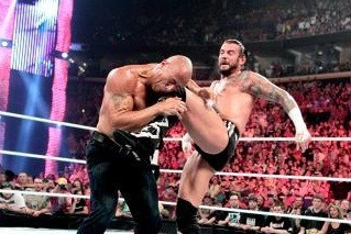 WWE Top 10 of 2012, No. 3: Rock, Cena, Punk, DX, Others Celebrate Raw 1000