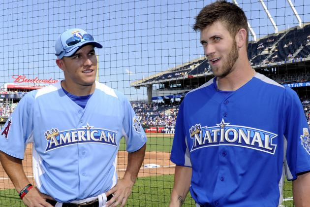 Why Bryce Harper Will Be Even Better Than Mike Trout in 2013