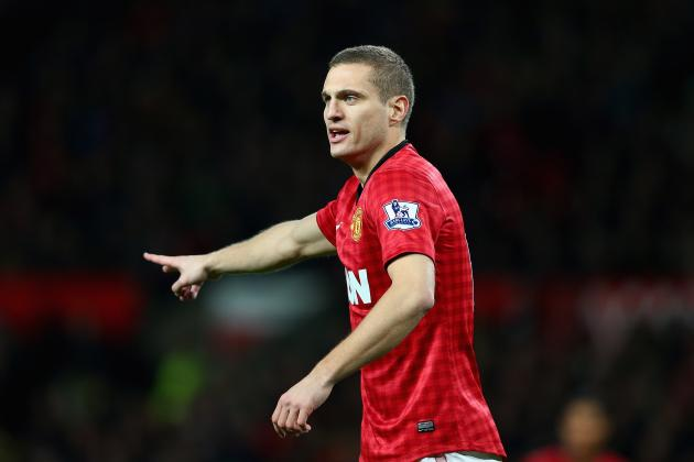 Manchester United vs. West Brom: Why Nemanja Vidic Was the Key Player