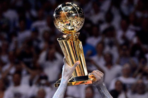 2012-13 NBA Champion Prediction: Why the Champion Won't Be from the East