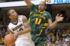 Center J'mison Morgan Dismissed from Baylor Basketball Team