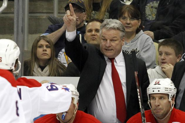 NHL: Catching Up With Former Washington Capitals Head Coach Dale Hunter