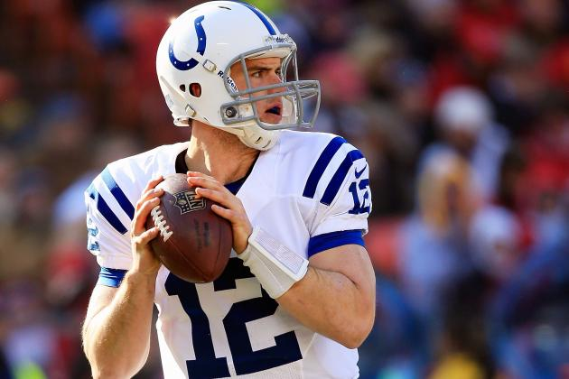 Andrew Luck: Colts QB Is Clear Choice for Offensive Rookie of the Year