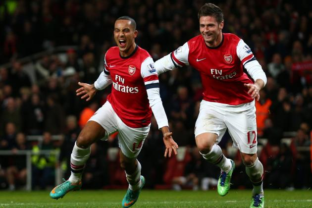 Arsenal Transfer News: Gunners and Theo Walcott Must Compromise to Stay Together