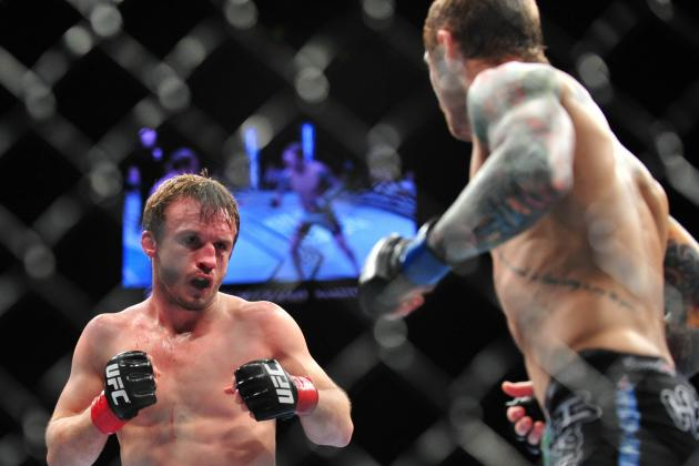 UFC 155 Results: What's Next for Brad Pickett After Losing to Eddie Wineland?