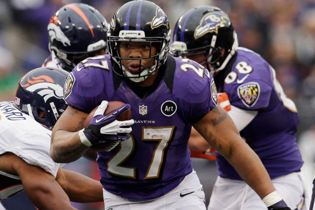 Ray Rice Reportedly Won't Play for Ravens in Week 17, Bernard Pierce to Start