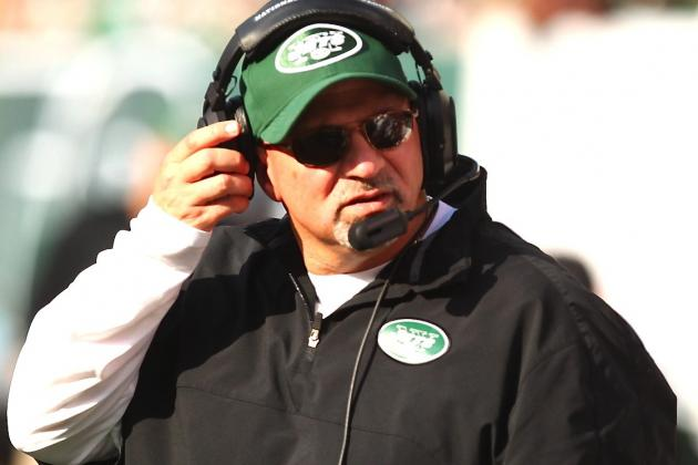 Tony Sparano Reportedly Will Be Fired by New York Jets Following Week 17