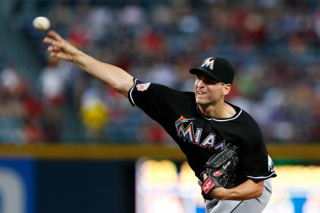 Miami Marlins May Look Smart Trading for Jacob Turner and Rob Brantly