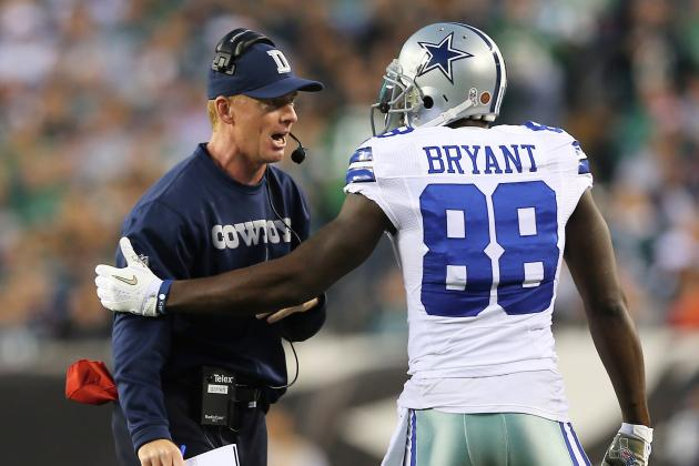 Cowboys WR Dez Bryant Breaking out
