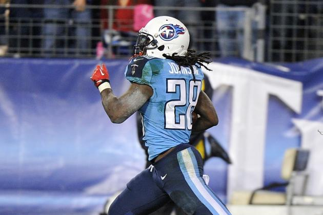 Chris Johnson, Kenny Britt Active Today