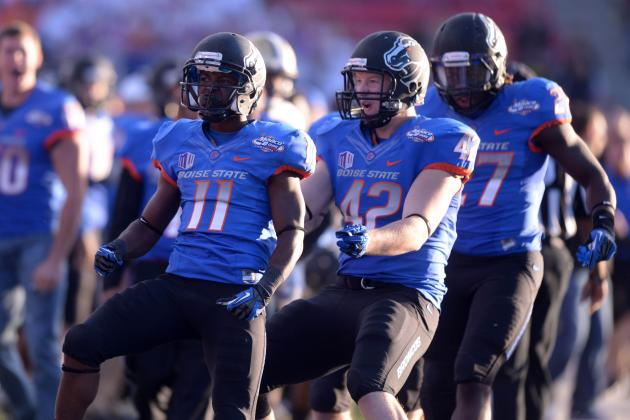 Boise State Football: Mountain West's Woeful Bowl Season Makes Leaving Easy