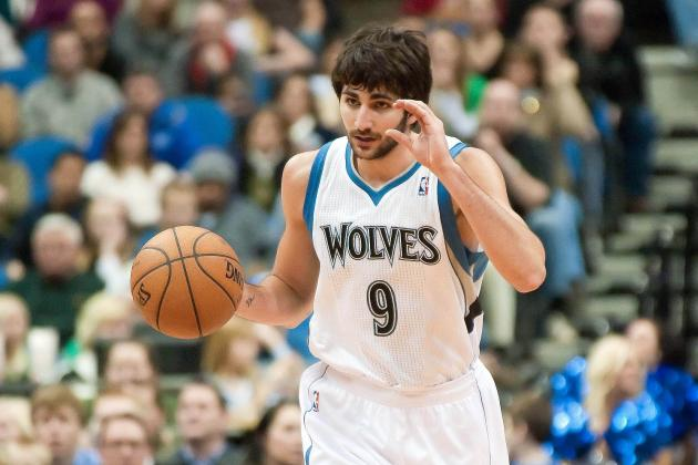 Wolves Take Another Hit, with Ricky Rubio Experiencing Back Spasms