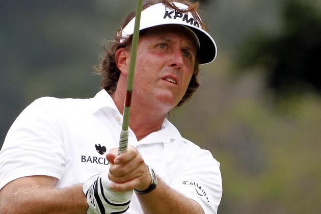 Why Phil Mickelson Is Just Short of Being an All-Time Great