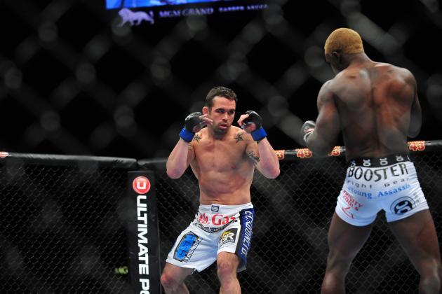 UFC 155 Results: What's Next for Jamie Varner After Defeating Melvin Guillard?
