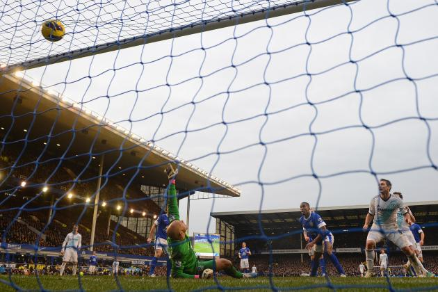 Chelsea End Everton Unbeaten Home Record