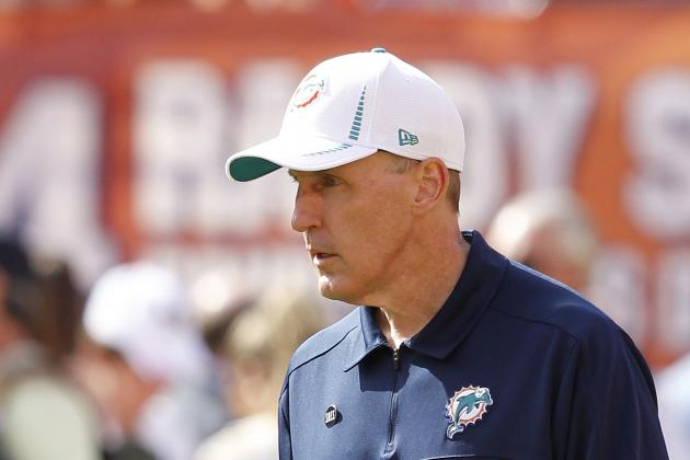 Being Set Not Necessarily a Good Thing for Miami Dolphins