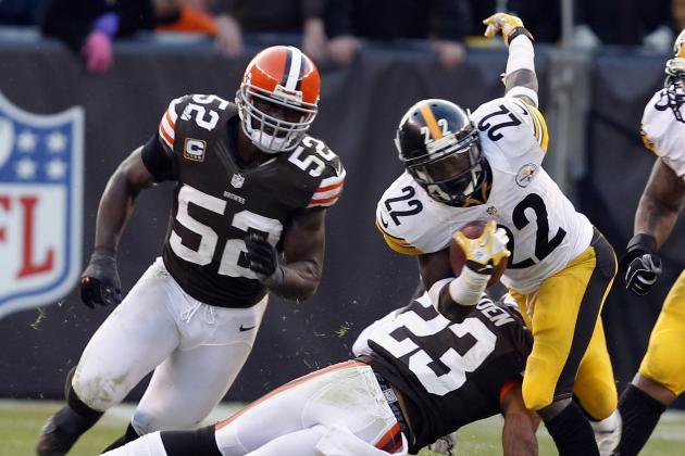 ESPN Gamecast: Browns vs. Steelers