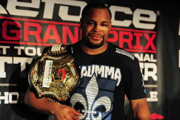 Velasquez Won't Fight Cormier; Showdown with Overeem Likely