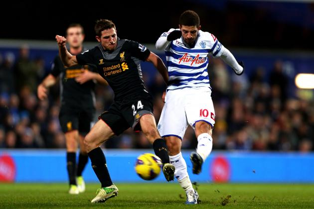 QPR 0-3 Liverpool: As It Happened