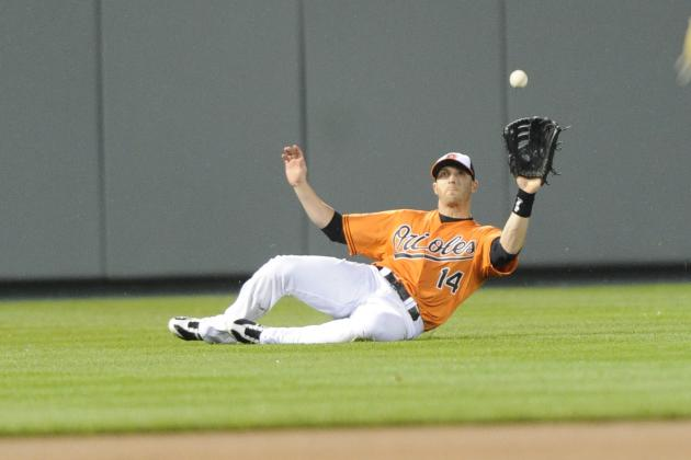 Baltimore Orioles: What to Expect from Nolan Reimold in 2013