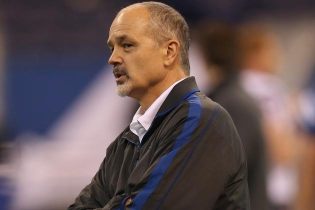 Best Sports Story of 2012? Chuck Pagano and the Indianapolis Colts Keep Fighting