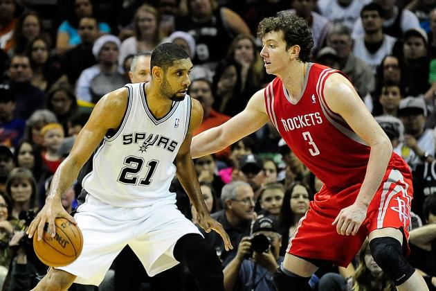 Tim Duncan on Rewinding the Clock, Health and Getting Yelled at