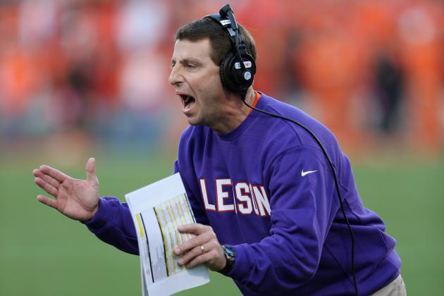 Swinney Says Win over LSU