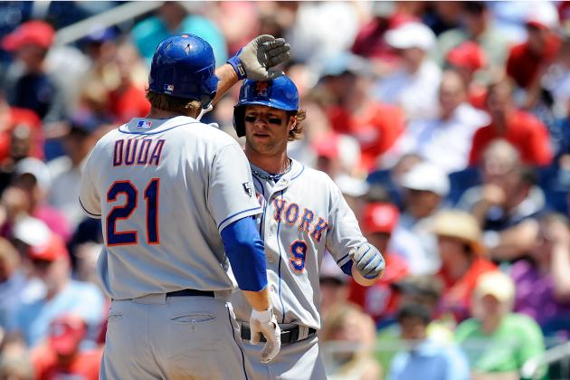 New York Mets: Will Anyone Step Up in Their Weak Outfield in 2013?
