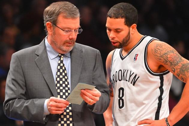 Nets Deny Interest in Phil Jackson, Announce Plan to Stick with PJ Carlesimo