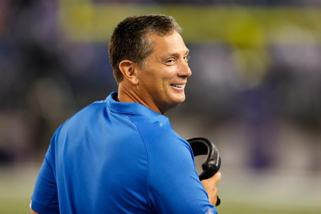 Lions' Problems Go Beyond Jim Schwartz