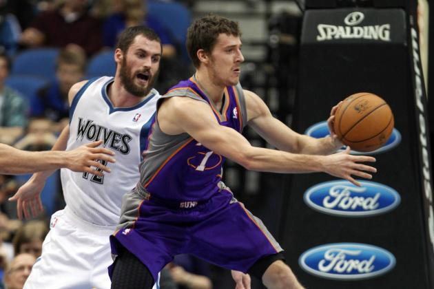 Phoenix Suns' Goran Dragic Makes Return Despite Lingering Pain