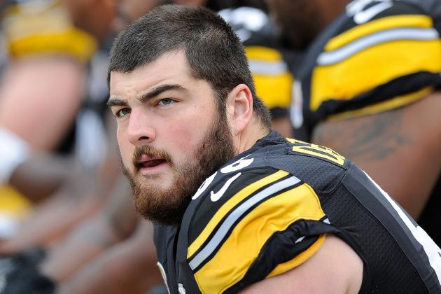 David DeCastro Suffers Neck Injury vs. Browns