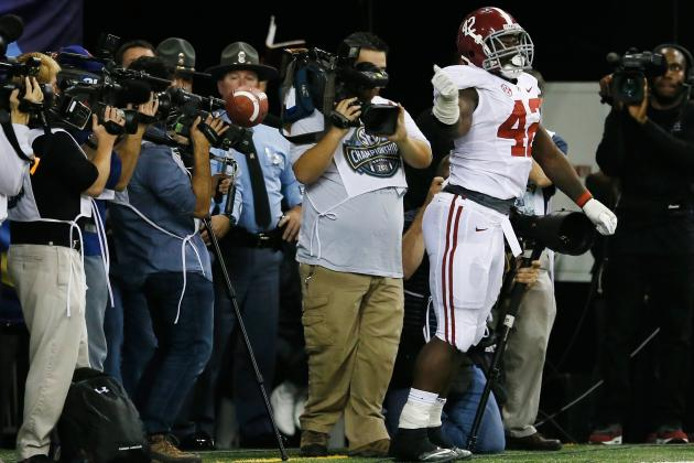 Alabama's RB Duo Surges to South Beach
