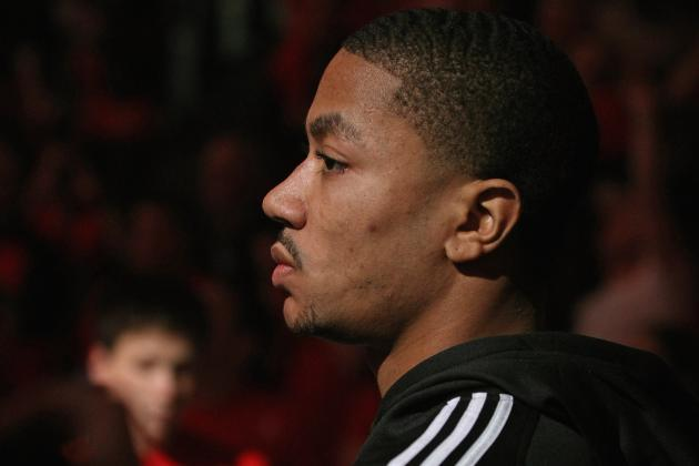 Bulls News: Derrick Rose's Return to Practice a Timely Morale Boost for Chicago