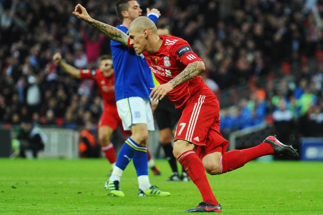 Why Martin Škrtel Was Liverpool's Unsung Hero of 2012