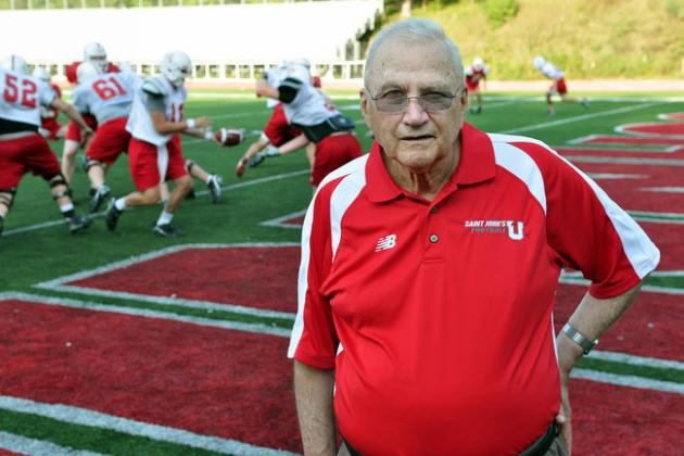 John Gagliardi's Retirement: Division III Football's Story of the Year for 2012